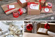 Wrapping love / Ideas on wrapping