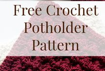 Crocheted Potholders