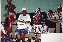 Billie Zangewa | What's AfricArt / http://whatsafricart.altervista.org/billie-zangewa/