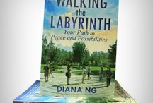PUBLISHED AUTHOR / The reader walks away with a clear understanding of the:  •History & meaning of labyrinths  •Process involved in building public & school labyrinths  •Methods of using different types of labyrinths  •Scientific evidence supporting mindfulness & walking meditation  •Transformational stories from those who have walked labyrinths  Diana Ng's book creates an urge to explore the world of labyrinths, or reaffirms its healing & peaceful qualities.