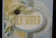 Handmade cards / by Susan Little