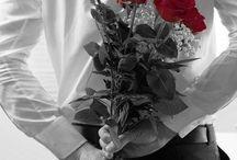 say w/ flowers