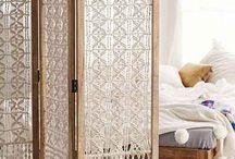 DIY Screens/Room dividers