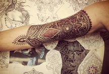 HENNA&TATTOO IDEAS