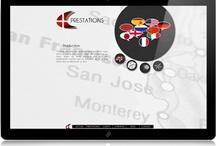 Inspiration WEB / Webdesign, interfaces web, responsive Webdesign