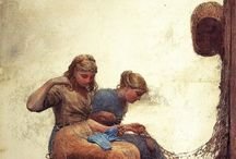 Art-Winslow Homer / Winslow Homer