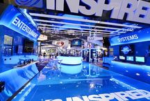 Exhibition / Exhibition design, bespoke exhibition stand.