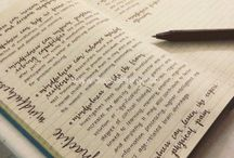 Bullet journals & other time management tools