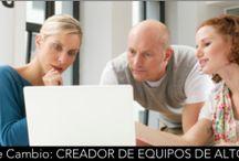 (Programas de febrero a junio 2015) / Elige el nivel o niveles que mejor se adapten a tus necesidades http://goo.gl/bR41Xh Nivel 1. Líderes de Cambio: ORIENTACIÓN A OBJETIVOS Nivel 2. Líderes de Cambio: DOMINIO DE LA VENTA CONSULTIVA Nivel 3. Líder de Cambio: CREADOR DE EQUIPOS de ALTO RENDIMIENTO (TeamBuilding) Nivel 4. Líderes de Cambio: AGENTE DE CAMBIO #Liderdecambio