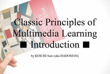 Multimedia Principles of Learning