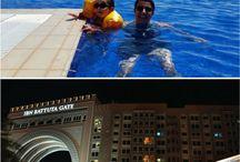 Dicas de Hospedagem / Pins com dicas de hospedagem em hotel, albergue e pousada usando Booking.com e Airbnb no Brasil e no #mundo.