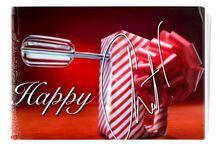 HappyChut / Notre premier Noël ça se fête!  Alors pour qu'il soit parfait, et se passe sous le signe du partage, nous avons décidé de s'offrir un ingrédient, au départ secret (on aime jouer!), avec lequel il fallait que nous réalisions une recette originale et forcément faite avec le cœur!