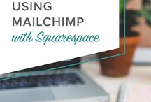 Squarespace Tips / Tips and tricks on how to customise and navigate a Squarespace website and get the most out of the platform.