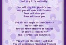 Why I'm a NURSE<3<3<3 / by Valerie Garafolo