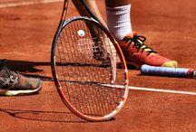 Sport / Tennis und andere sportliche Dinge, Skirennen, Motorrad, Reisen