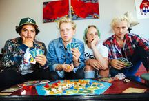 SWMRS / by bare magazine