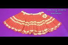 Uncinetto vestiti e co. / Crochet dresses & co.