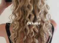 Hairstyles / by Veronica Cartagena