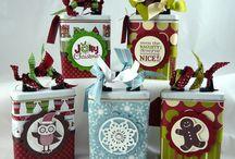 Christmas baazar ideas / by Theresa Snow