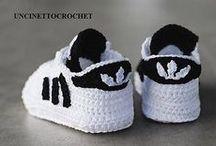 Scarpette neonato