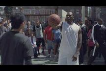 Sport commercials