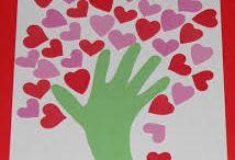 Alla Hjärtans Dag Pyssel Barn