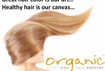 Inspirations for Stylist - www.organiccolorsystems.com / By Organic Salon Systems - 1.888.213.4744