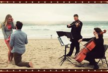 Marriage Proposal Music / A live musician will make the moment last forever!