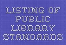 Public Library Standards