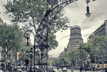 L'Eixample / by Barcelona Help