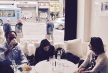 B. A. visita Madrid / La autora de #AlCerrarLaPuerta atiende a los medios de comunicación en el lanzamiento del #thriller psicológico que ha vendido 800.000 ejemplares hasta el momento. ¿A qué esperas para descubrir la historia de Grace y Jack?