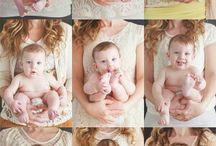 Baby foto inspiratie