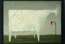 Dobells Cows / Artwork