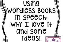 Wordless book activities