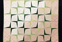 Modern Quilt Ideas / by Rebecca Biddle