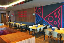 Restaurantes  y Food Courts