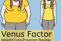 Venus Factor/Leptin Diet Idea's / by Sally White
