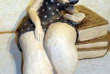 Sculptures de Véronique Didierlaurent