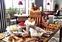 hotel breakfast ideas