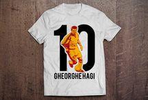 Sariyla Kırmızı Futbolcu Tasarımları / galatasaray özel tasarımlı tişörtler, wesley Sneijder, Felipe Melo, Didier Drogba, Cevat Prekazi, Hagi, Fernando Muslera,