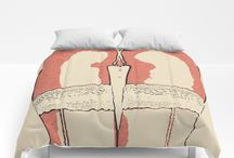 Home Decor - bedroom duvet covers, comforters, blankets / Home Decor - bedroom duvet covers, comforters, blankets