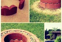 Garden ideas / Ideas for outside