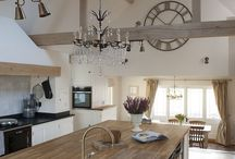Kitchen & Dining Room / kitchen ideas, table settings