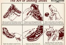 Shoes studies with knowledge, stylish and care