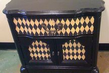 Painted Furniture / by Meagan Heuston