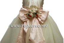 Easter Weddings / Pastel flower girl dresses for Easter Weddings, Easter Season Weddings. Pegeen.com is a manufacturer of flower girl dresses & boys suits - Infants to Plus Size. 200+ colors in Silk. Headquartered in Orlando FL .. 1 mile from Disney!! 407.928.2377