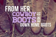 Cowboys and Cowgirls Party