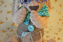 Créations couture, trico & crochet