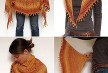 Wraps....or shawls?!
