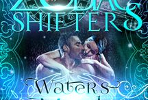 Water's Mark by Rachael Slate / Book 1 in the Lords of Krete Series by USA Today bestselling author Rachael Slate